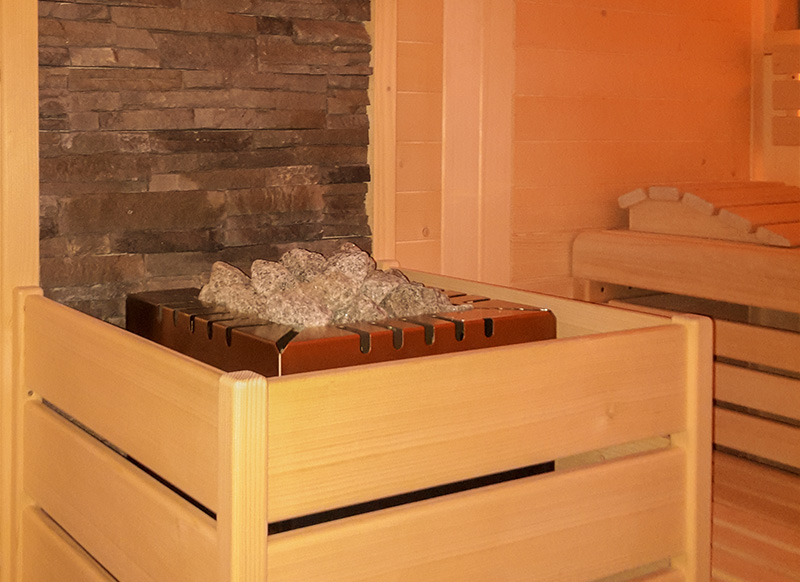 sauna hotel garni sterff in seeshaupt. Black Bedroom Furniture Sets. Home Design Ideas